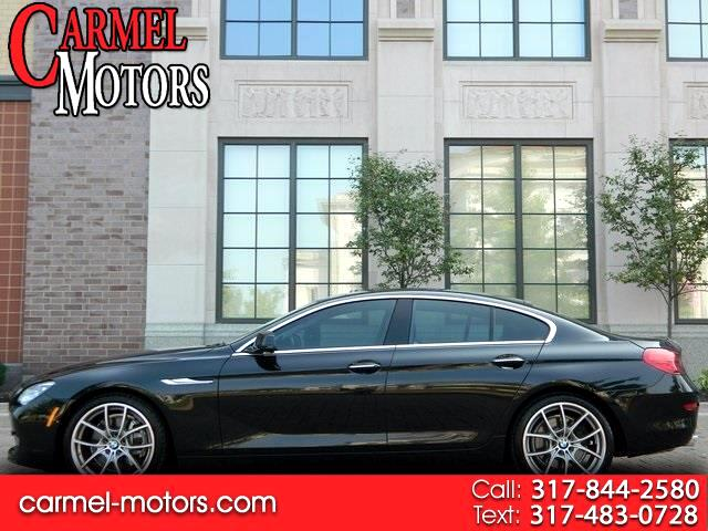 2013 BMW 6-Series 650i xDrive Gran Coupe