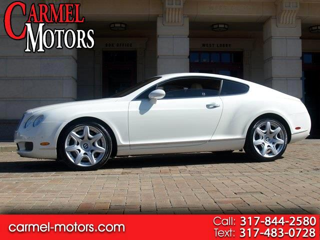 2007 Bentley Continental GT Base