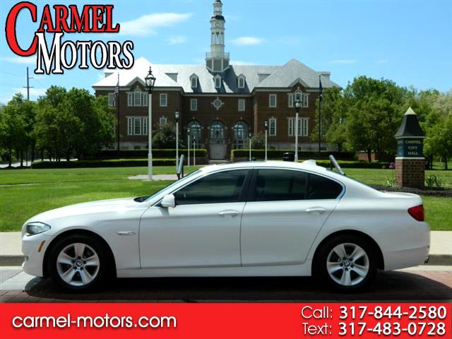 2013 BMW 5-Series 528i xDrive Winter package, Summer Package