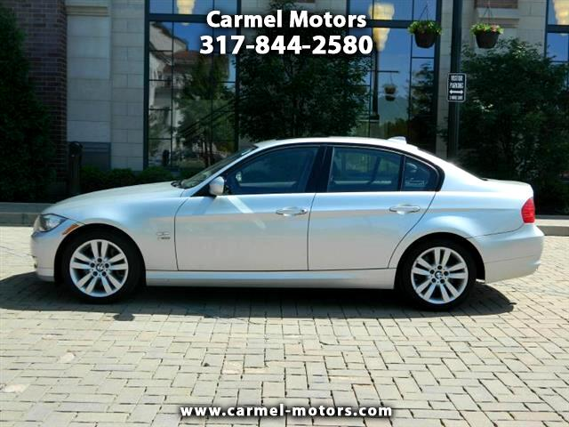 2011 BMW 3-Series 335i xDrive Sports Package