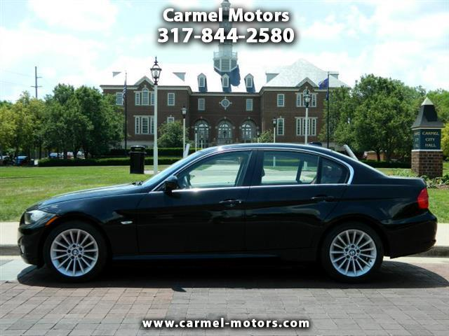 2011 BMW 3-Series 335i xDrive Navigation