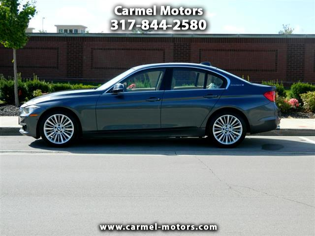 2013 BMW 3-Series ActiveHybrid 3