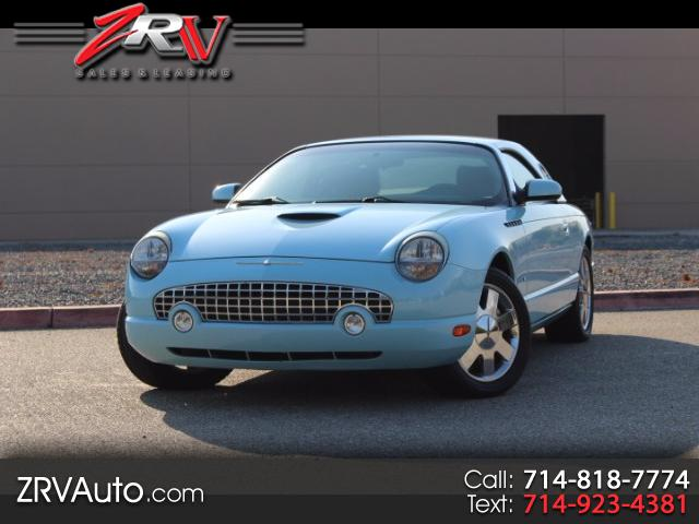 2003 Ford Thunderbird Deluxe