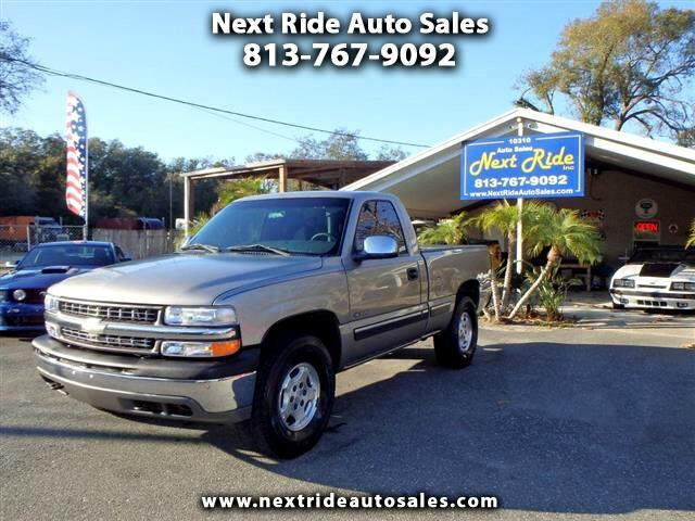 2001 Chevrolet Silverado 1500 Z71 Short Bed 4WD