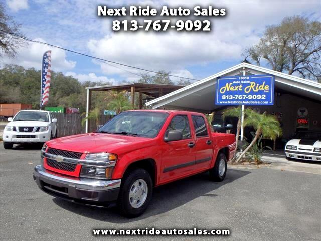 2007 Chevrolet Colorado LT1 Crew Cab 2WD