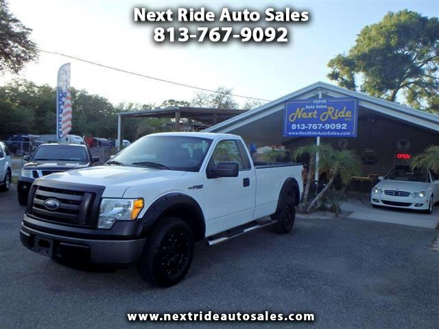 2011 Ford F-150 XL Reg. Cab Long Bed 2WD