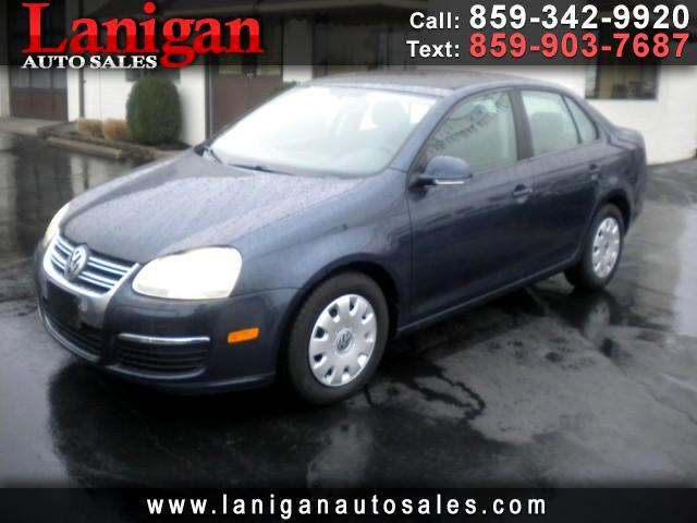 2006 Volkswagen Jetta Value Edition 2.5L PZEV