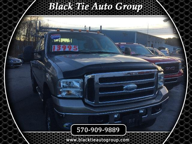 2006 Ford F-250 SD FX4 Crew Cab Long Bed 4WD