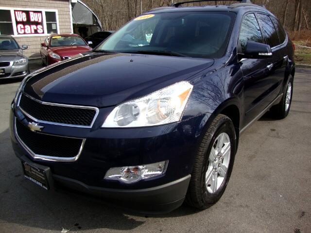 2011 Chevrolet Traverse 2LT AWD