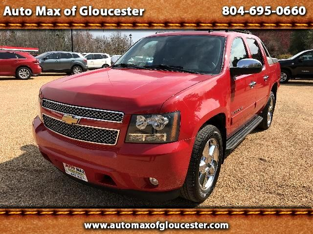 2012 Chevrolet Avalanche LT 2WD