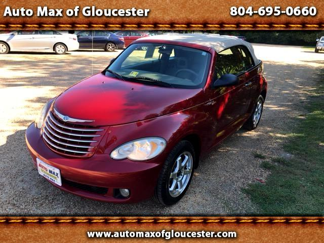 2006 Chrysler PT Cruiser Touring Convertible