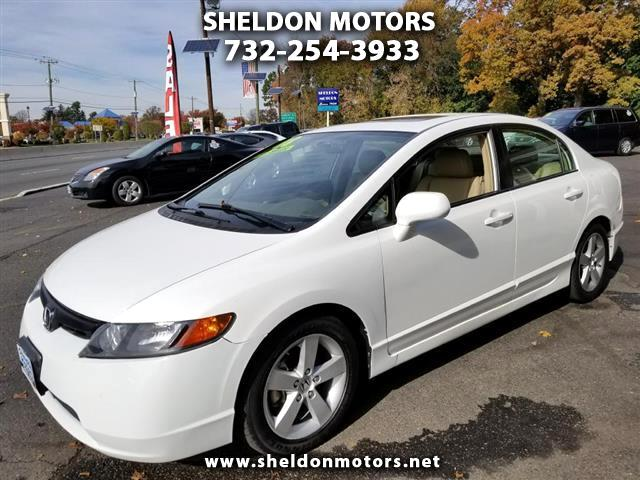 2008 Honda Civic EX-L Sedan AT