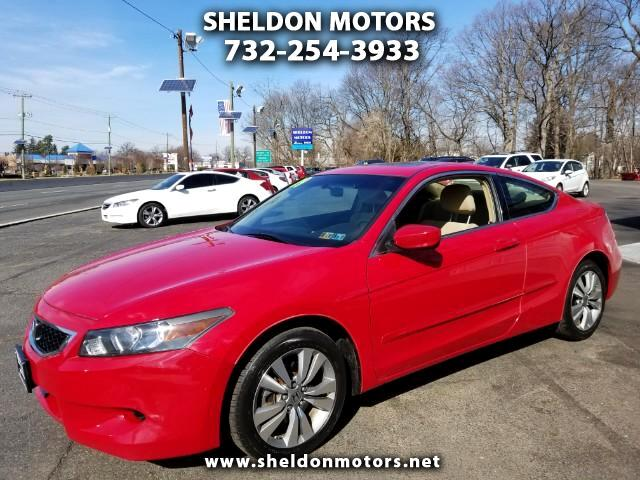2009 Honda Accord EX coupe AT