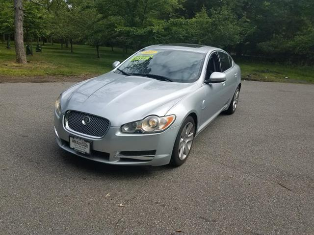 2011 Jaguar XF-Series XF