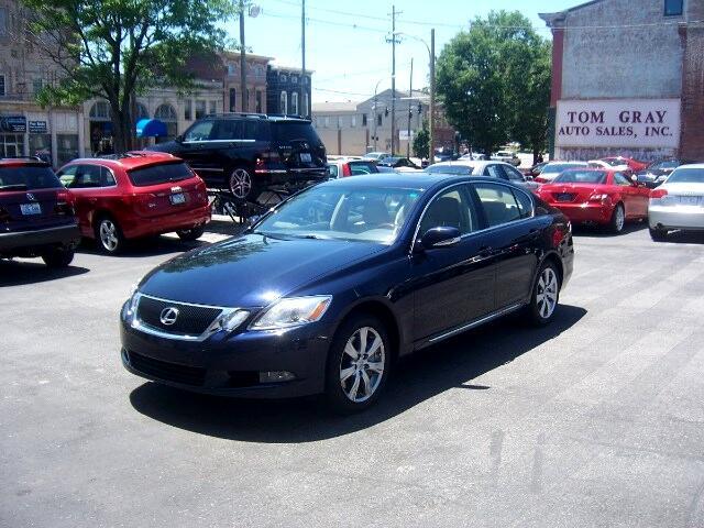 2008 Lexus GS GS 350 AWD