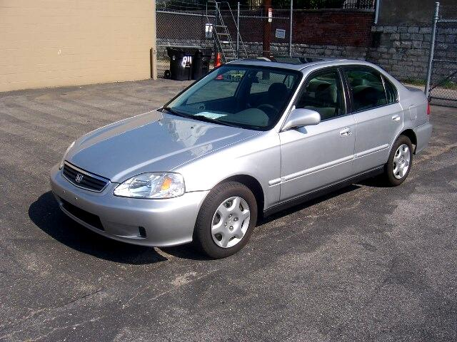 1999 Honda Civic EX sedan