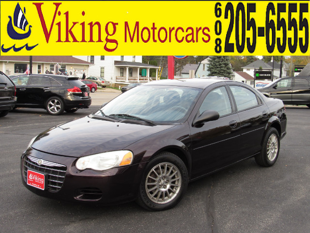 2004 Chrysler Sebring Sedan