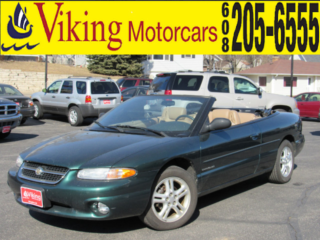 1997 Chrysler Sebring LXi Convertible