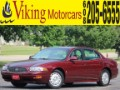 2001 Buick LeSabre 98K! ONE OWNER! LEATHER