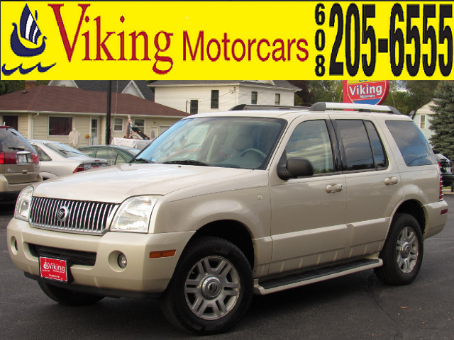 2005 Mercury Mountaineer Premier 4.6L AWD