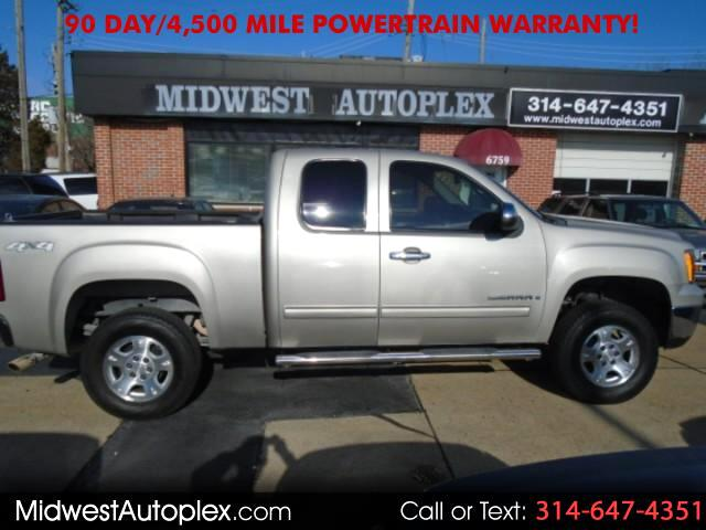 2007 GMC Sierra 1500 SLE2 Ext. Cab Short Box 4WD