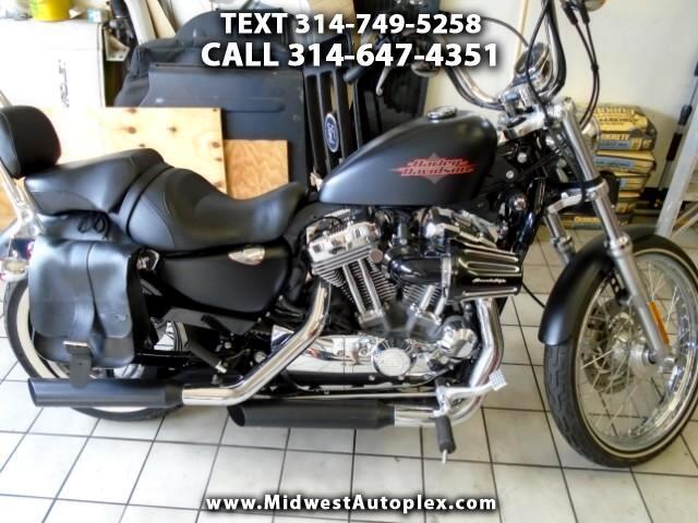 2012 Harley-Davidson Sportster 72