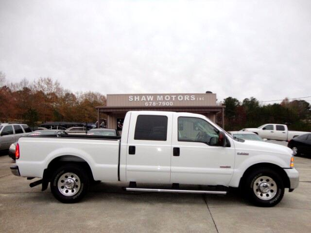 2006 Ford F-250 SD XLT Crew Cab Long Bed 2WD
