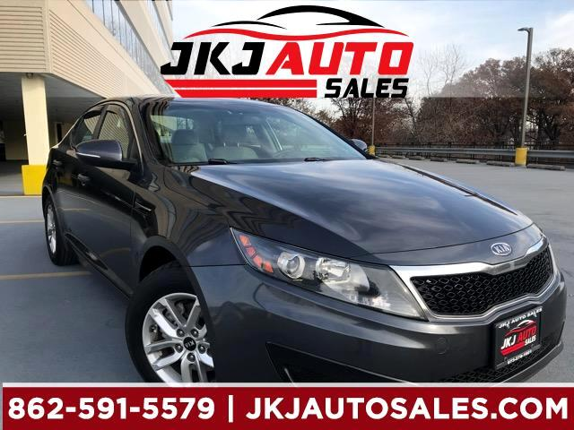 2011 Kia Optima 4dr Sdn LX