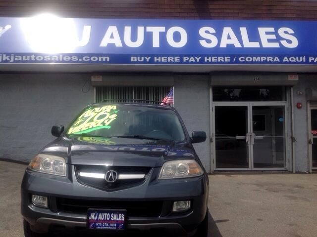 buy here pay here 2004 acura mdx for sale in paterson nj 07514 jkj auto sales. Black Bedroom Furniture Sets. Home Design Ideas