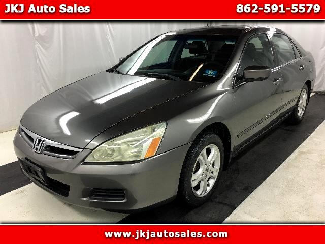 2006 Honda Accord EX Sedan AT