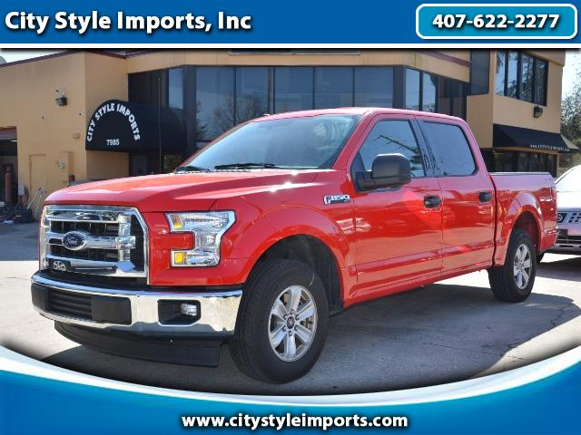 2017 Ford F-150 2WD SuperCrew 150