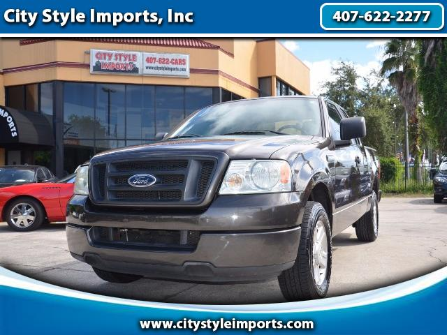 2005 Ford F-150 2WD SuperCab 145