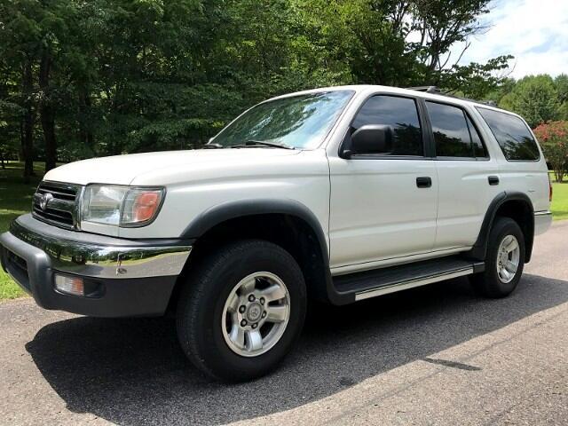2000 Toyota 4Runner 2WD