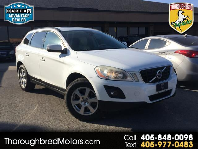 2010 Volvo XC60 FWD 4dr 3.2L w/Moonroof
