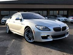2014 BMW 6-Series Gran Coupe