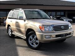 2004 Toyota Land Cruiser