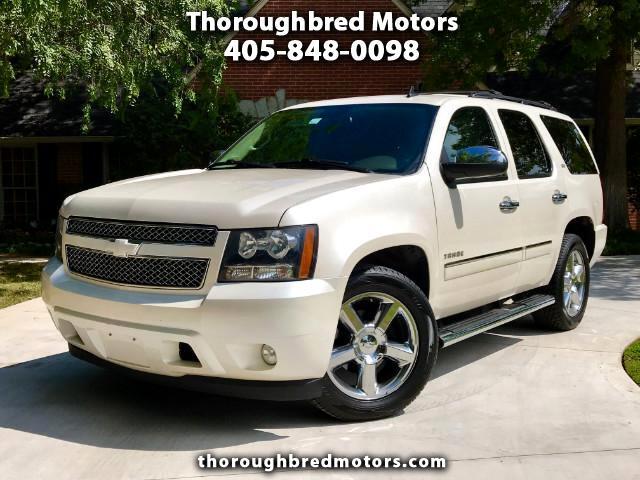 2013 Chevrolet Tahoe LTZ 2WD