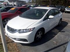 2015 Honda Civic Hybrid