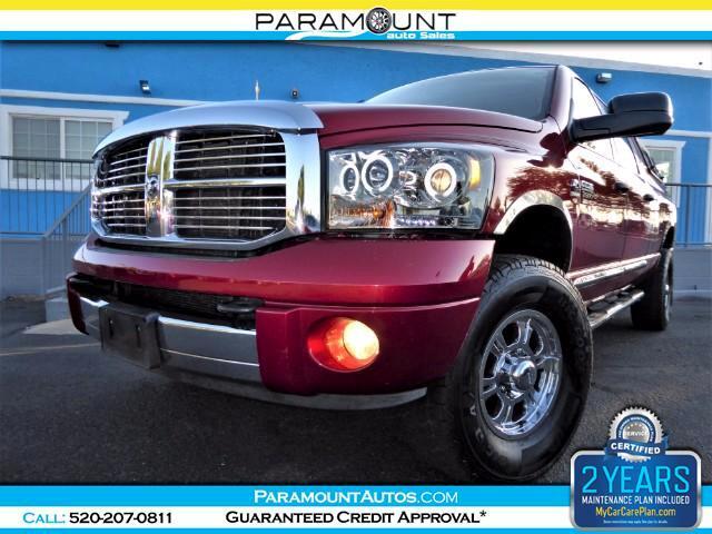 2007 Dodge Ram 2500 Laramie Mega Cab 4WD