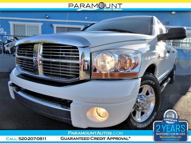 2006 Dodge Ram 3500 Laramie Mega Cab 2WD
