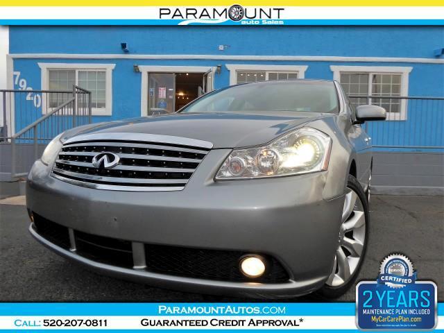 2006 Infiniti M 35 Luxury