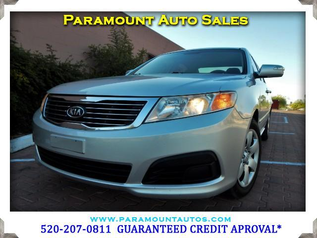 2009 Kia Optima GUARANTEED CREDIT APPROVAL CALL FOR DEATAILS  Visit Paramount Auto Sales on