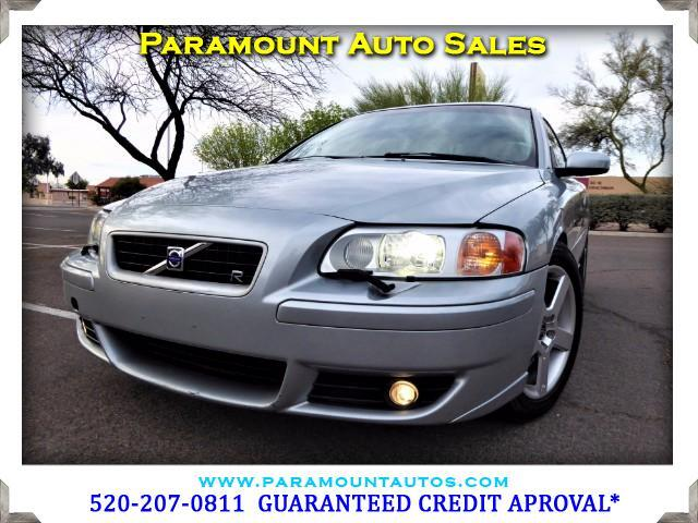 2006 Volvo S60 FAST VERY FAST ONE OF THE RAREST MOST INTERESTING AWD TURBO CARS AVAILABLE VE
