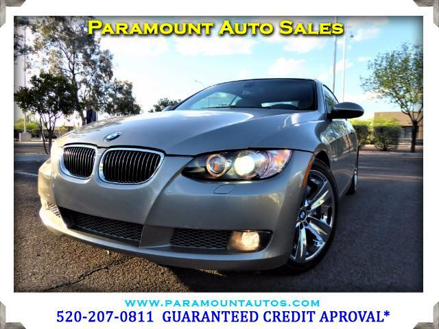 2007 BMW 3-Series IF YOU HAVE NEVER DRIVEN A 335 YOU HAVE TO GIVE IT A TRY THESE THINGS ARE ABSOLU