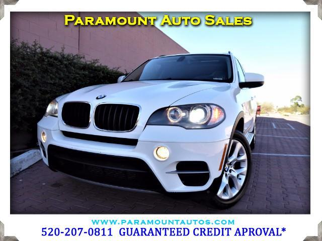 2011 BMW X5 GUARANTEED CREDIT APPROVAL CALL FOR DEATAILS  Visit Paramount Auto Sales online