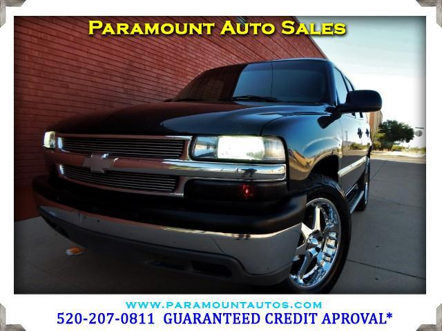 2003 Chevrolet Tahoe VERY NICE CHEVY TAHOE ROOMY COMFORTABLE POWERFUL SMOOTH AND REALIABlE THIS