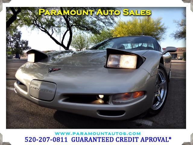 1999 Chevrolet Corvette 1-OWNER CARFAX CERTIFIED PRISTINE ADULT OWNED CHEVROLET CORVETTE FROM THE S