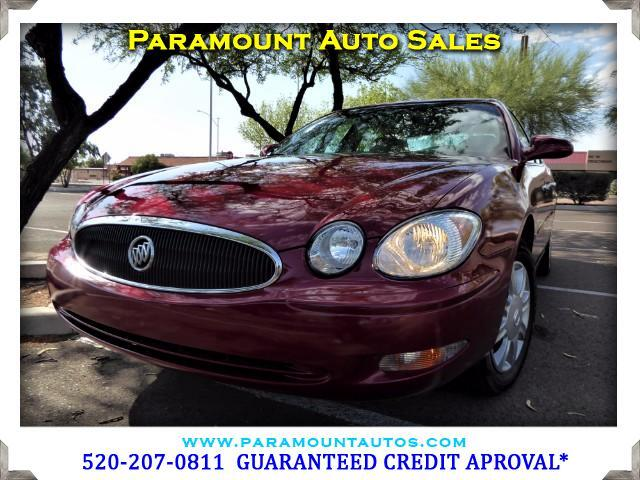 2007 Buick LaCrosse ONLY 75K MILES GREAT LOOKING ROOMY POWERFUL AND SMOOTH BUICK LACROSSE FEATURIN