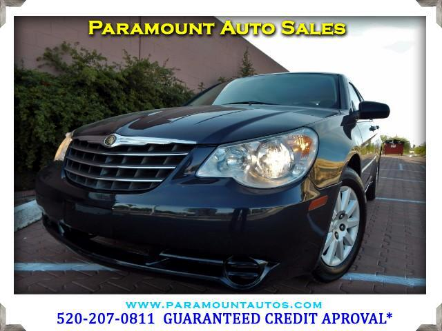 2007 Chrysler Sebring GREAT ON GAS NOT TOO BIG NOT TOO SMALL EASY ON THE WALLET PERFECT STARTER CA