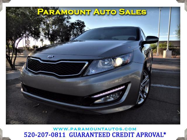 2013 Kia Optima WE LOVE THESE NEW BODY OPTIMAS-AND SO DO OUR CUSTOMERS ONE TEST DRIVE AND YOU WIL